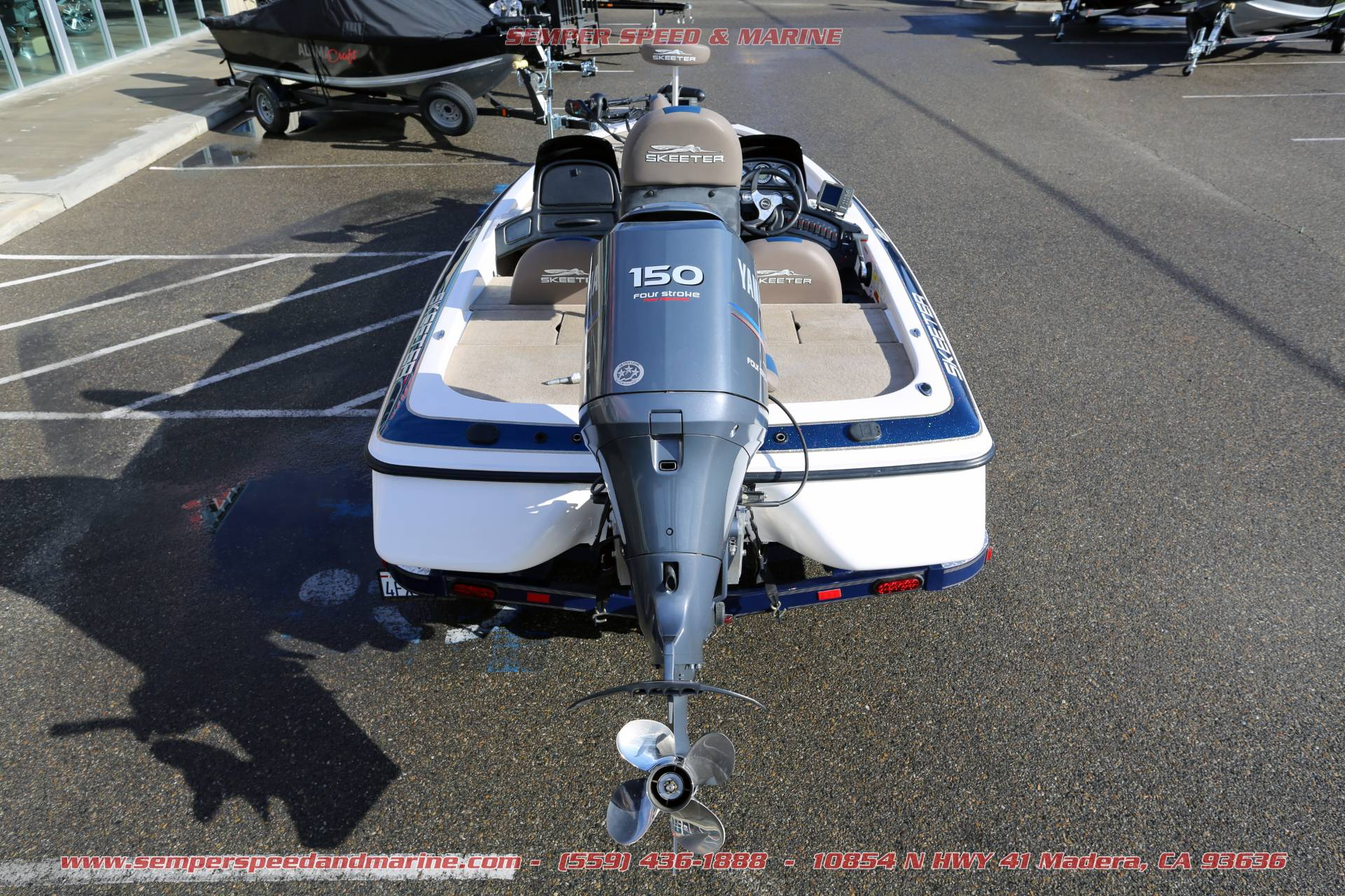 2005 Skeeter TZX190 in Madera, California - Photo 6