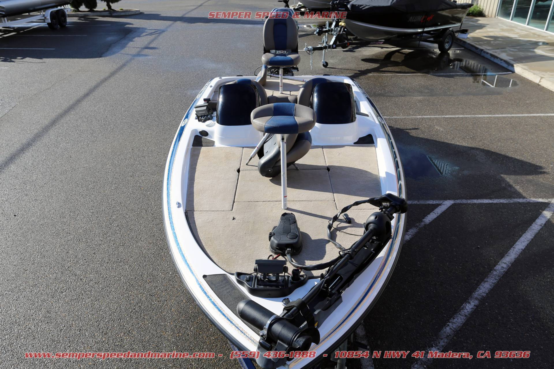 2005 Skeeter TZX190 in Madera, California - Photo 24