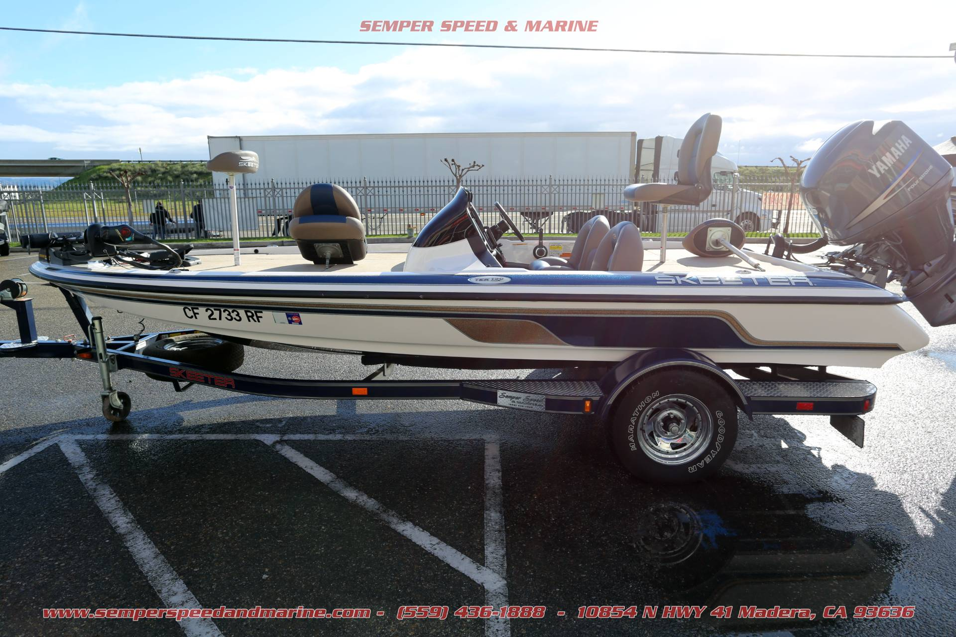 2005 Skeeter TZX190 in Madera, California - Photo 35