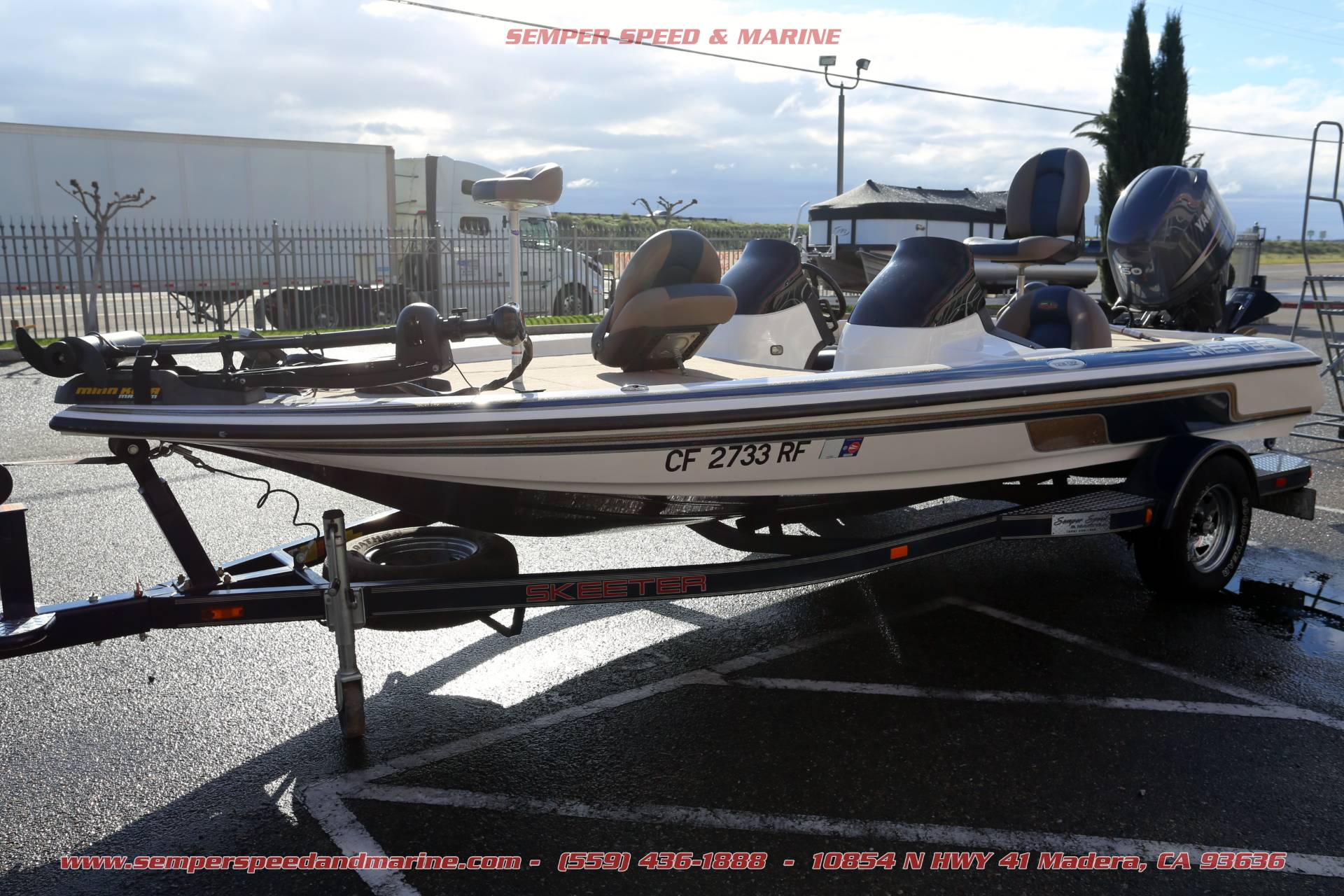 2005 Skeeter TZX190 in Madera, California - Photo 36