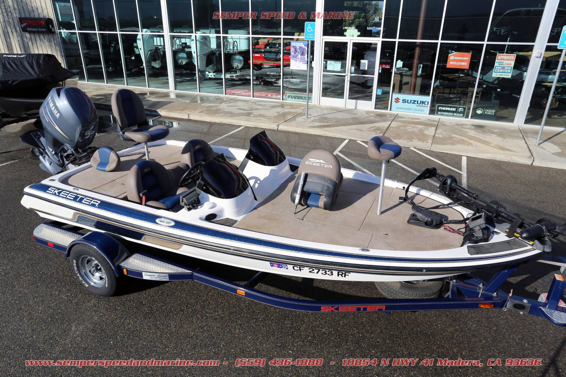 2005 Skeeter TZX190 in Madera, California - Photo 38