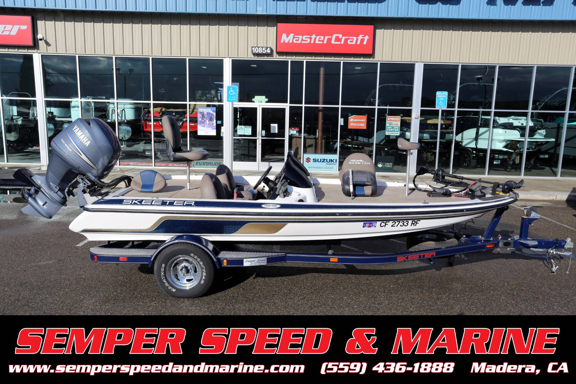 2005 Skeeter TZX190 in Madera, California - Photo 39