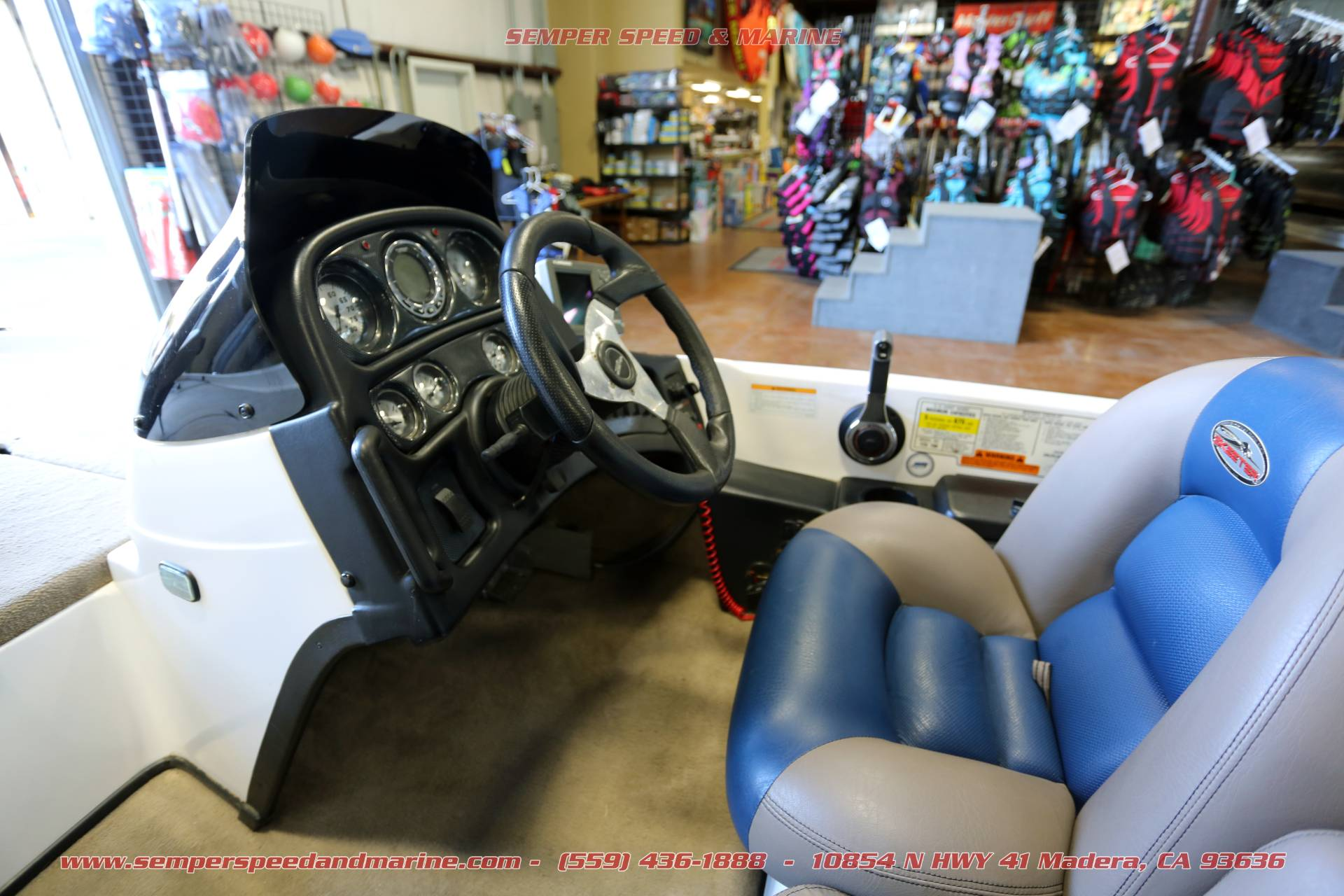 2005 Skeeter TZX190 in Madera, California - Photo 49