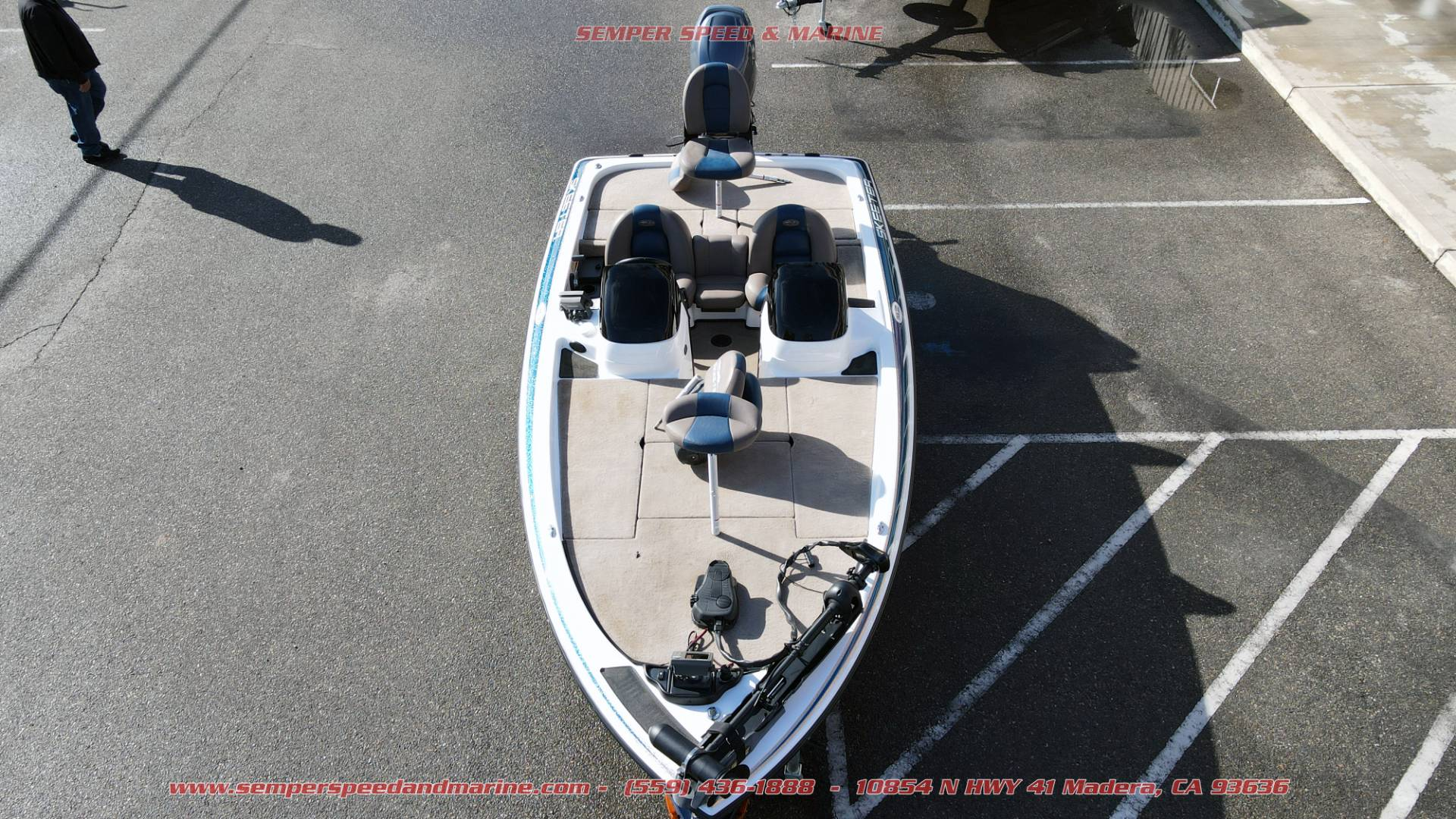 2005 Skeeter TZX190 in Madera, California - Photo 61
