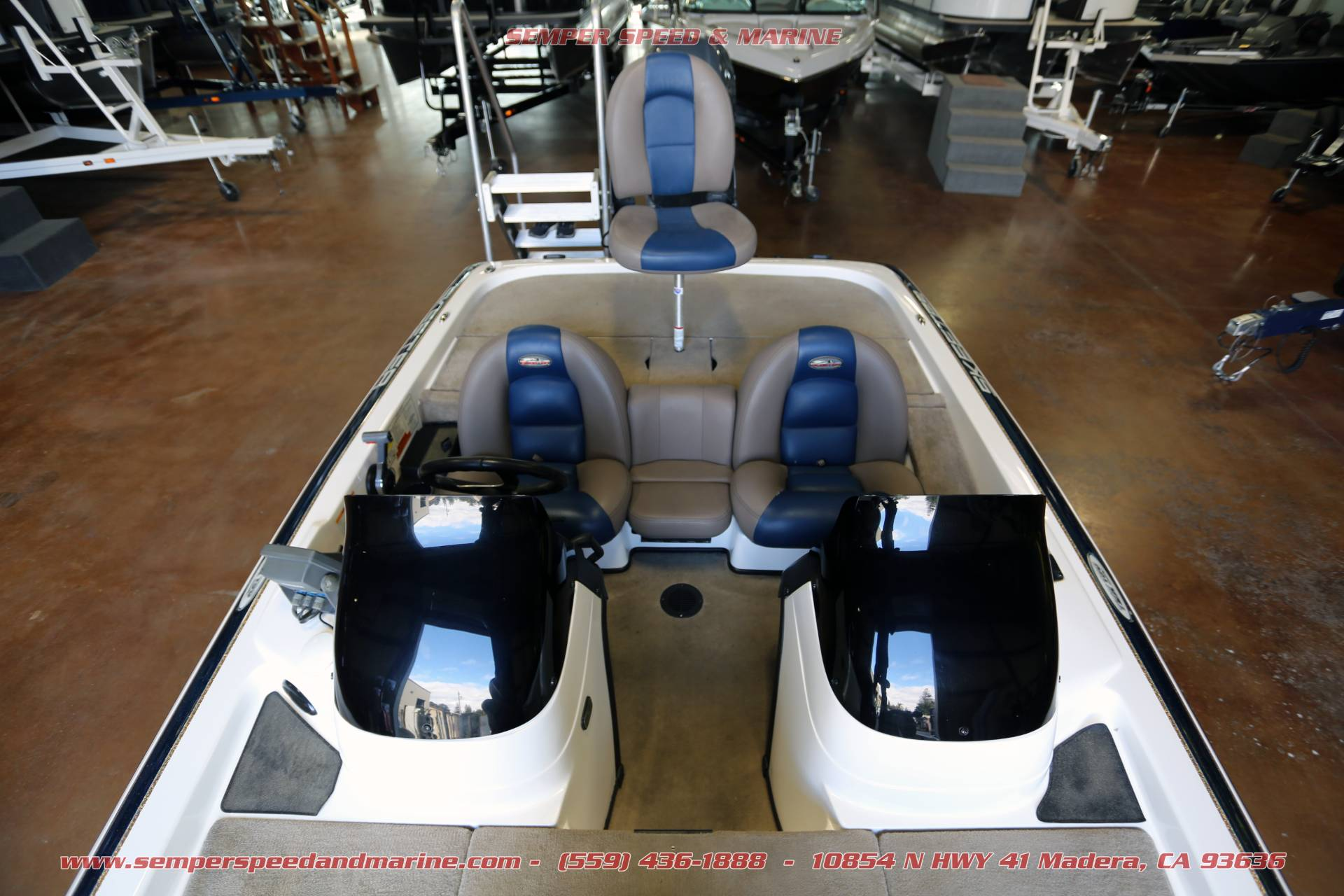 2005 Skeeter TZX190 in Madera, California - Photo 64