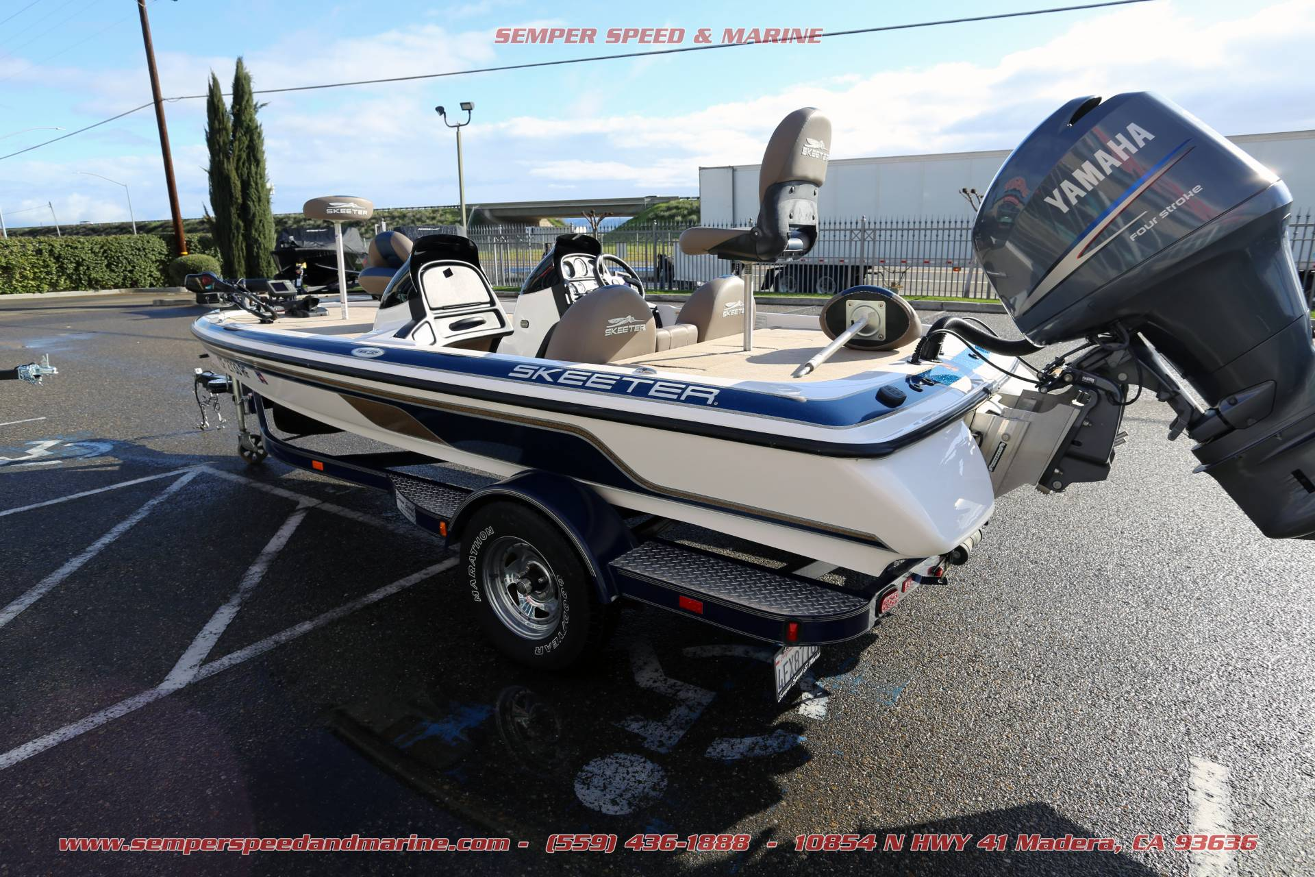 2005 Skeeter TZX190 in Madera, California - Photo 75