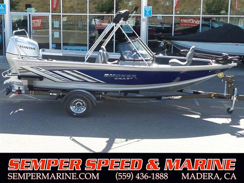 2018 Smoker Craft Pro Angler XL 172 in Madera, California - Photo 1