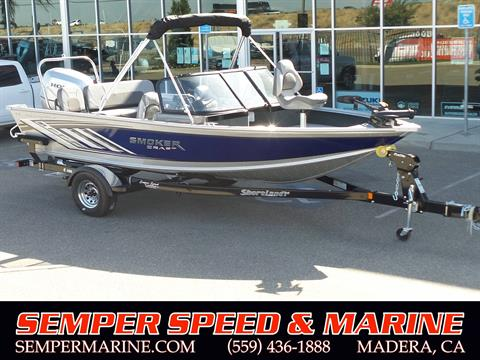 2018 Smoker Craft Pro Angler XL 172 in Madera, California - Photo 22