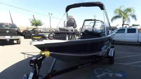 2018 Smoker Craft Pro Angler XL 172 in Madera, California - Photo 12