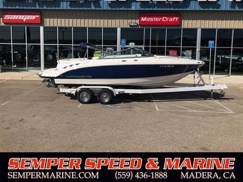 2007 Chaparral 236 SSX in Madera, California