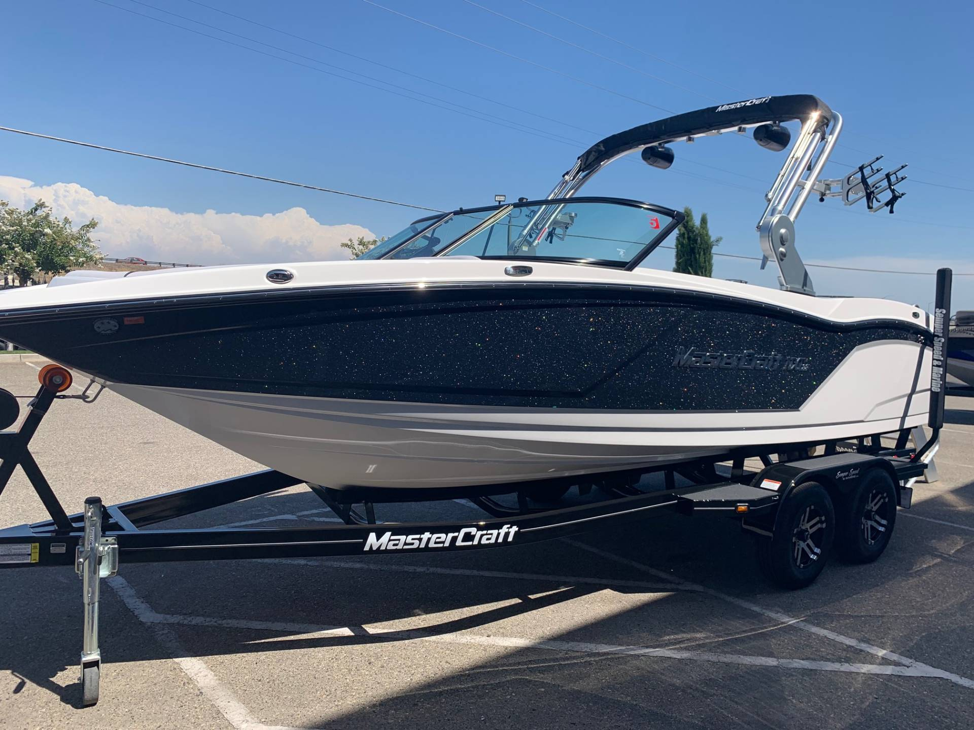 2019 Mastercraft NXT22 in Madera, California - Photo 11
