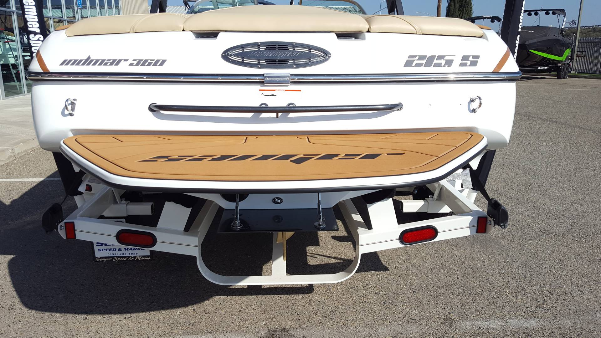 2020 Sanger Boats V215S in Madera, California - Photo 5
