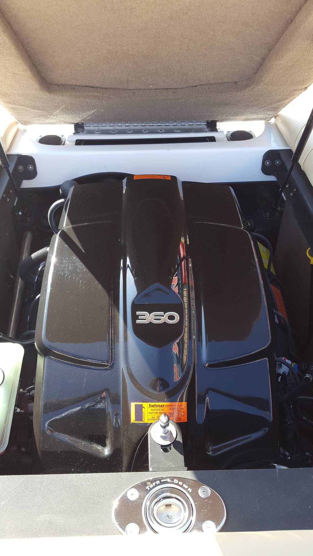 2020 Sanger Boats V215S in Madera, California - Photo 6
