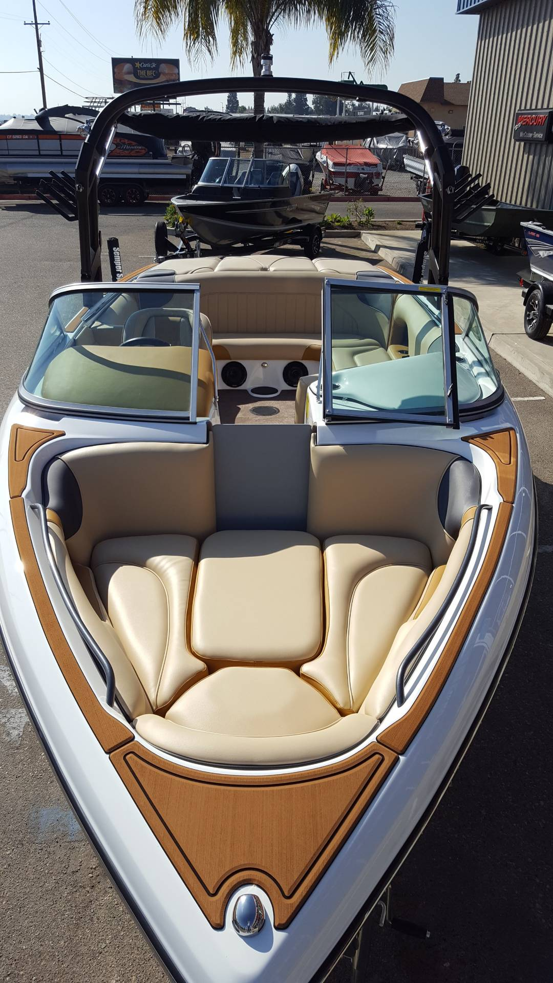 2020 Sanger Boats V215S in Madera, California - Photo 11