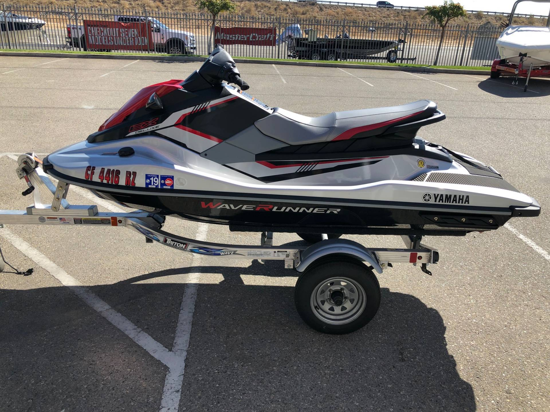 2017 Yamaha Waverunner X Deluxe in Madera, California - Photo 3