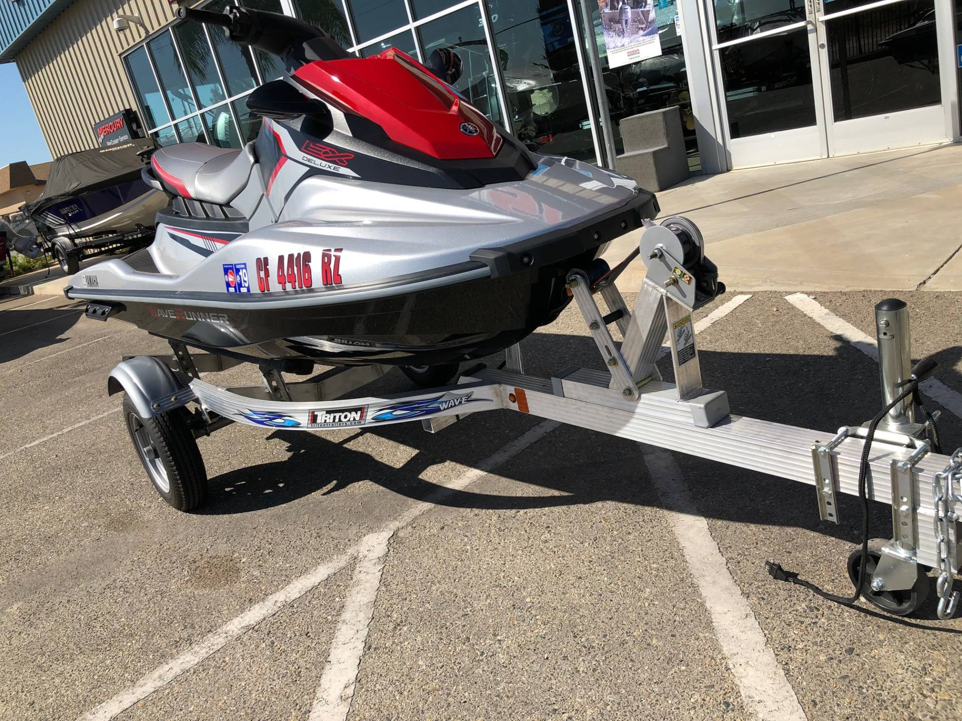 2017 Yamaha Waverunner X Deluxe in Madera, California - Photo 4