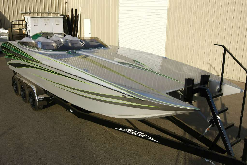 2014 Nordic Boats 28SS Coupe in Madera, California