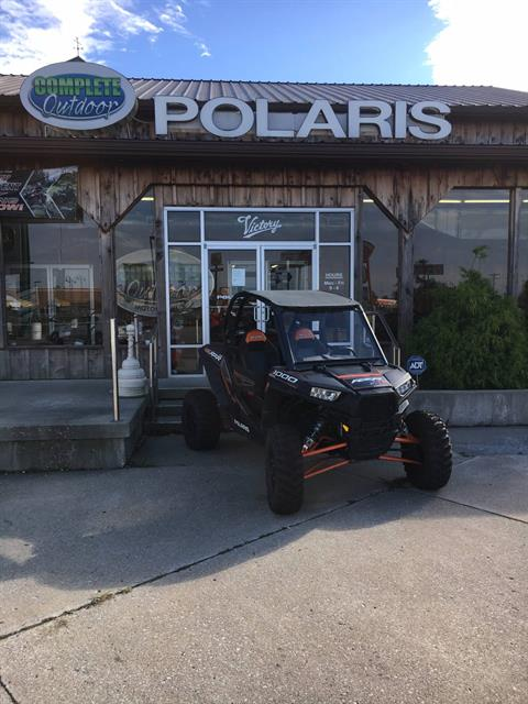 2014 Polaris RZR® XP 1000 EPS LE in Terre Haute, Indiana