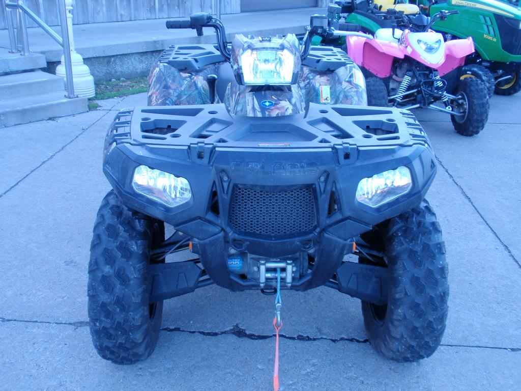 2014 Polaris Sportsman XP® 850 H.O. EPS - Polaris Pursuit® Camo in Terre Haute, Indiana