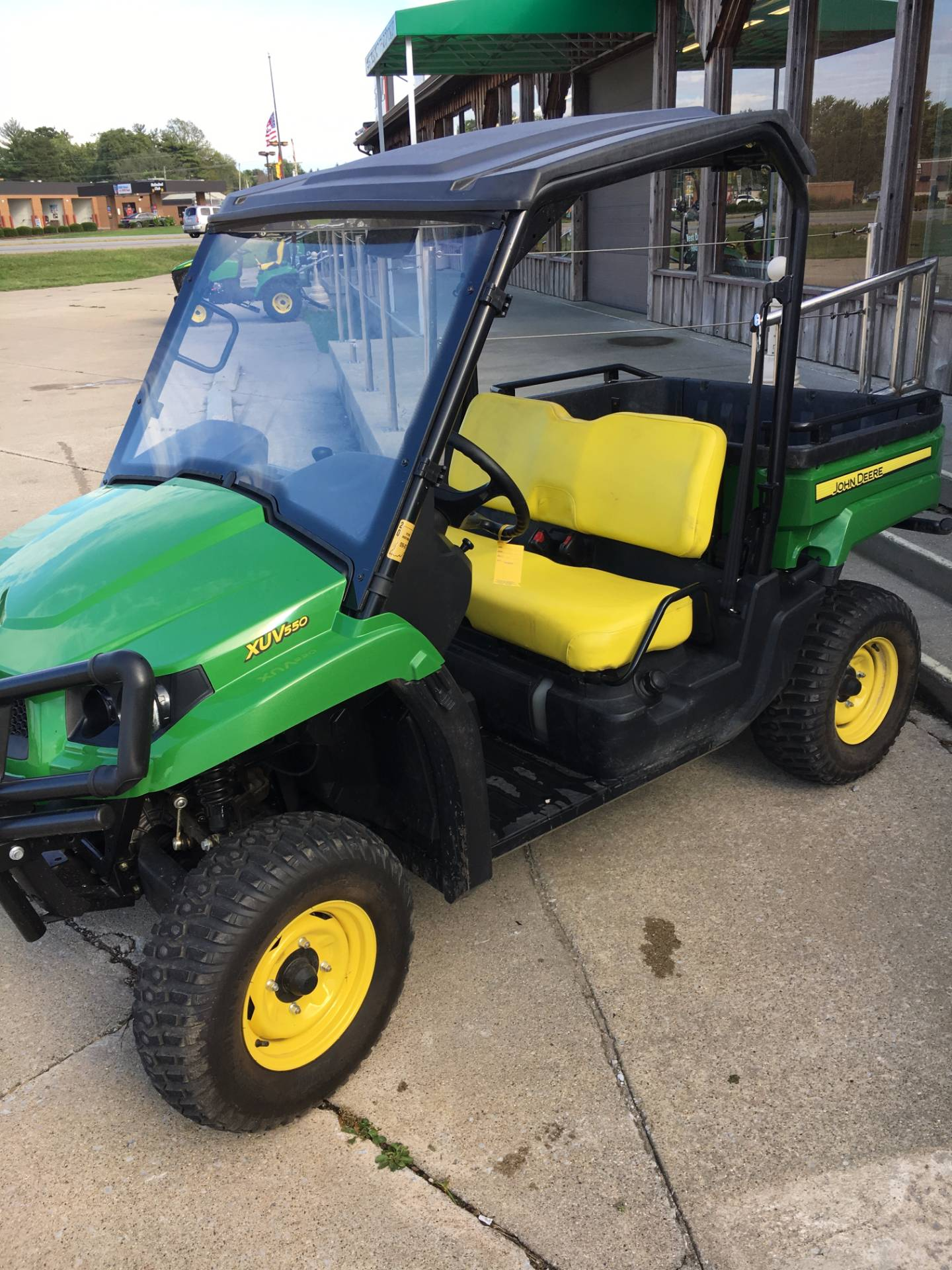 used 2013 john deere gator™ xuv 550 utility vehicles in terre haute, in