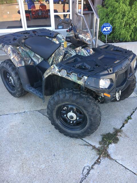 2014 Polaris Sportsman XP® 850 H.O. EPS in Terre Haute, Indiana