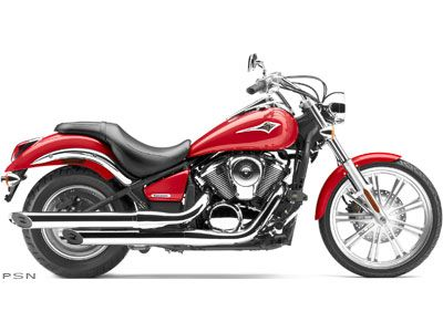 2008 Kawasaki Vulcan® 900 Custom in Nevada, Iowa