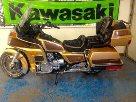 1985 Honda GoldWing Limited in Nevada, Iowa