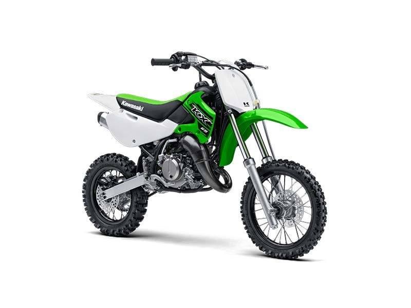 New 2015 Kawasaki KX™65 Motorcycles in Nevada, IA