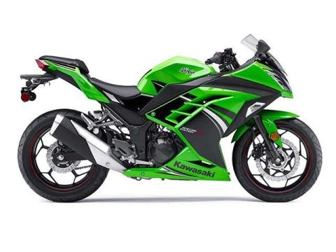2014 Kawasaki Ninja® 300 ABS SE in Nevada, Iowa