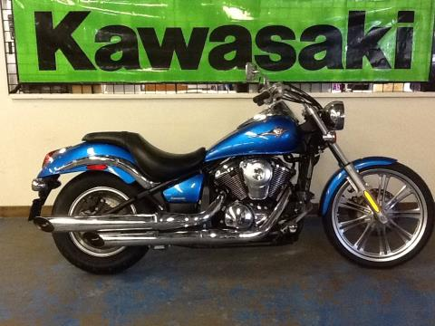 2010 Kawasaki Vulcan® 900 Custom in Nevada, Iowa