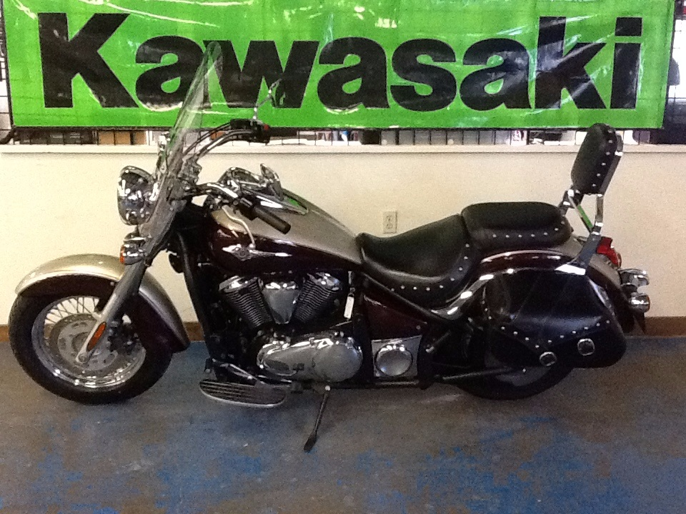 2012 Kawasaki Vulcan® 900 Classic LT in Nevada, Iowa