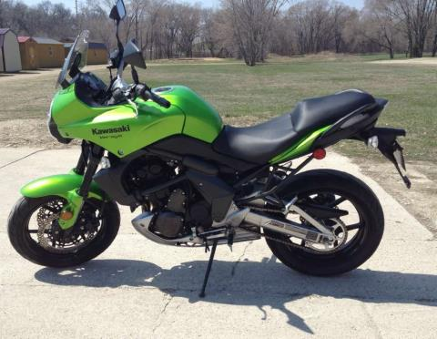 2009 Kawasaki Versys™ in Nevada, Iowa