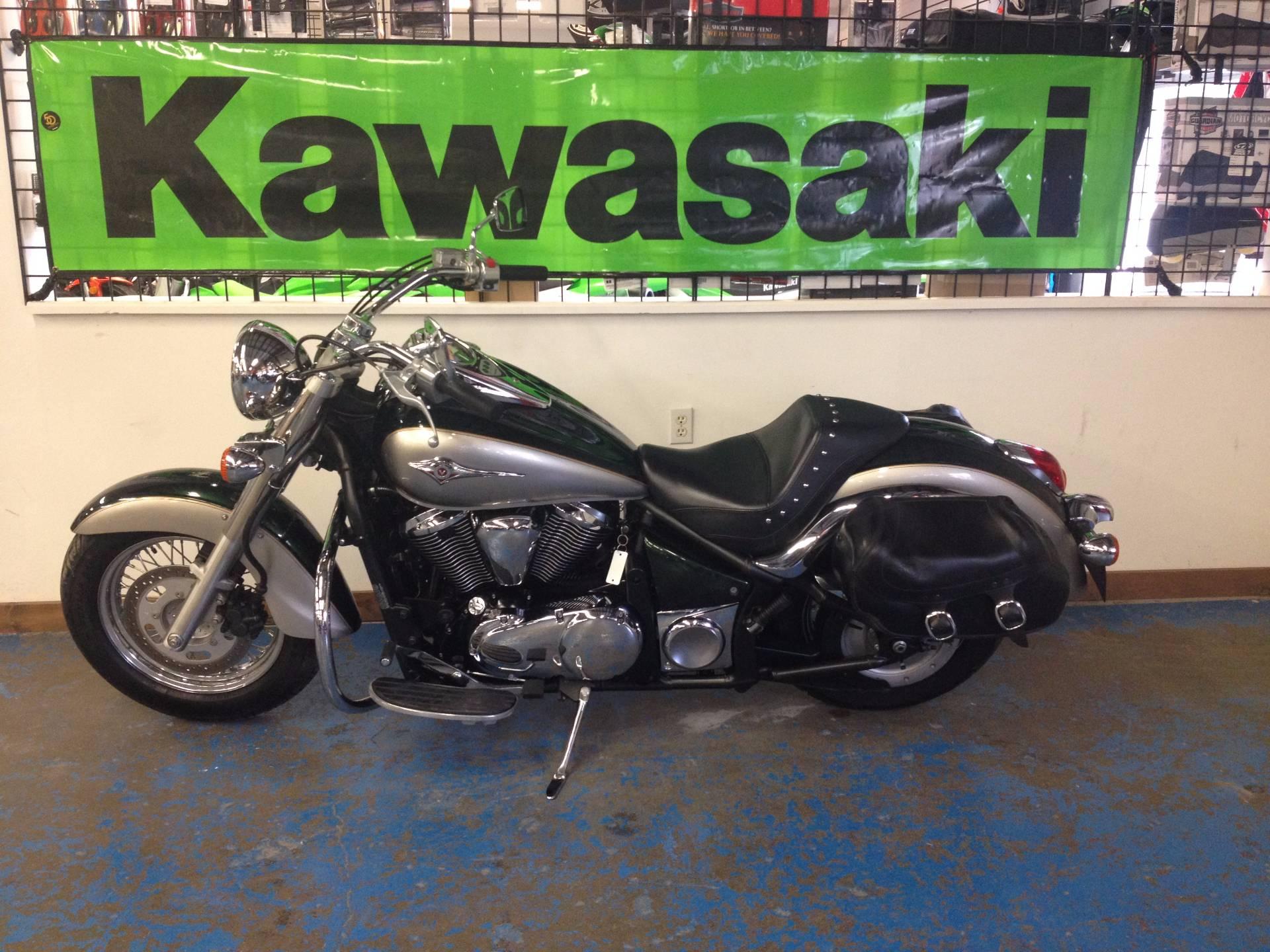 Used 2009 Kawasaki Vulcan® 900 Classic Motorcycles in Nevada, IA