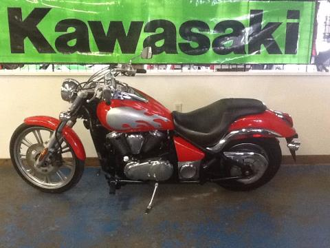2007 Kawasaki Vulcan® 900 Custom in Nevada, Iowa