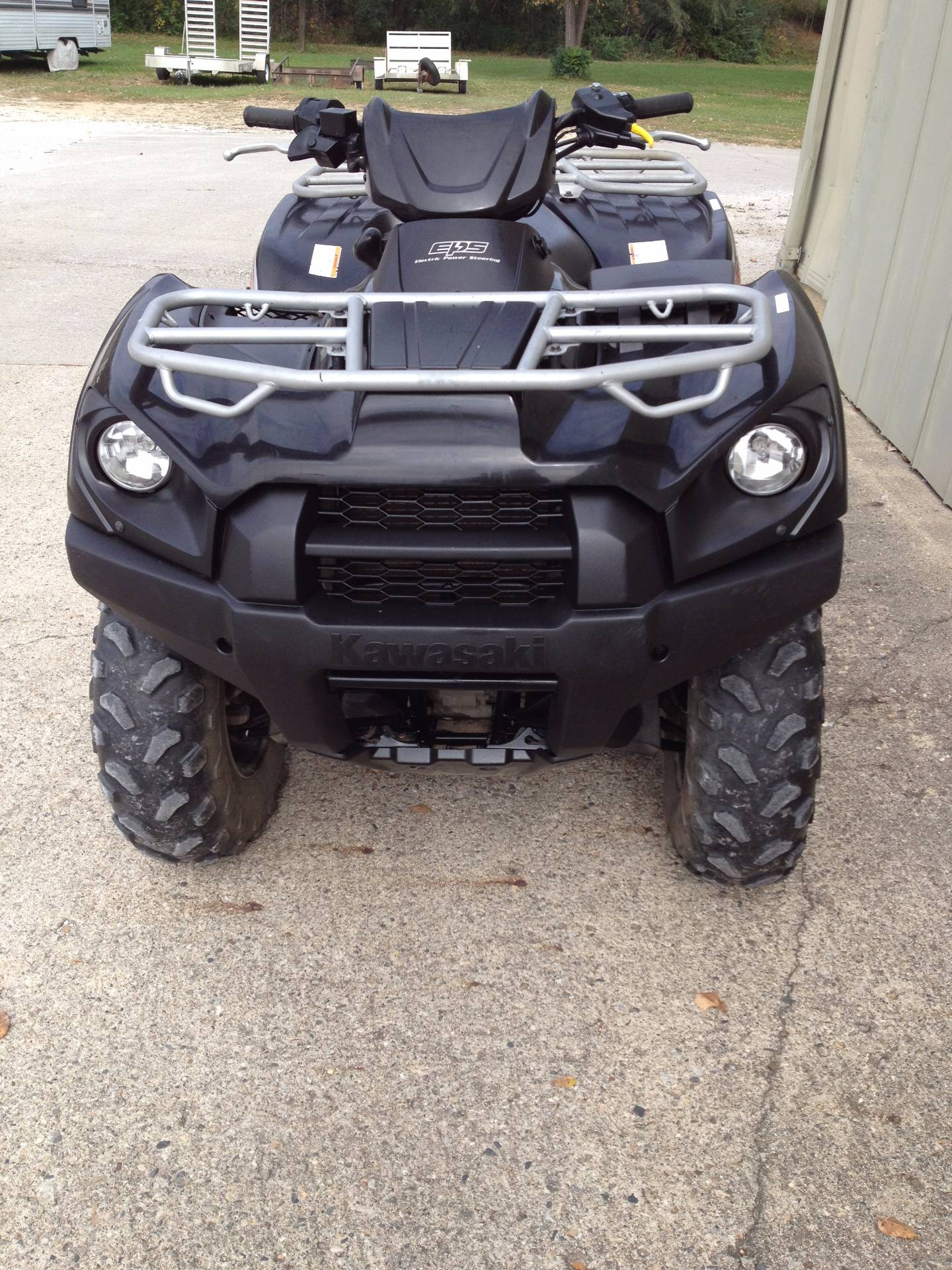 2012 Kawasaki Brute Force® 750 4x4i EPS in Nevada, Iowa