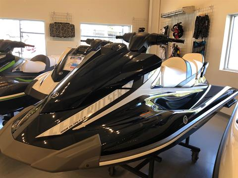 2016 Yamaha VX Cruiser HO in Mooresville, North Carolina