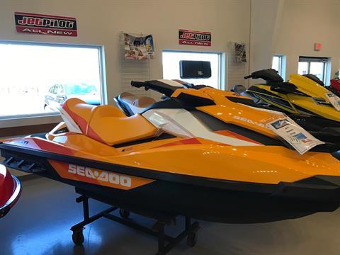2017 Sea-Doo GTI SE in Mooresville, North Carolina