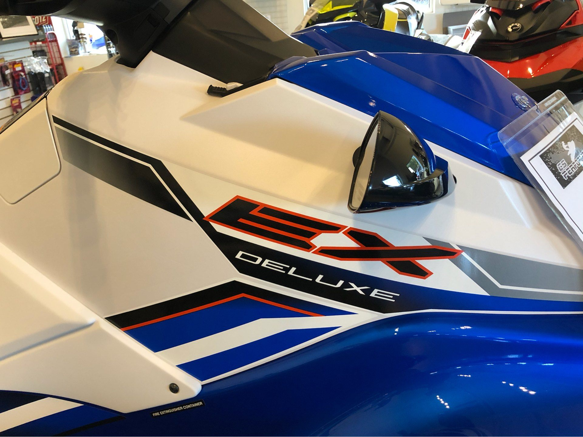 2019 Yamaha EX Deluxe in Mooresville, North Carolina - Photo 3