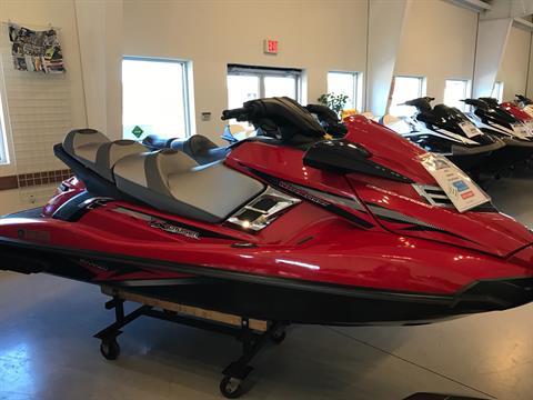 2015 Yamaha FX Cruiser SVHO® in Mooresville, North Carolina