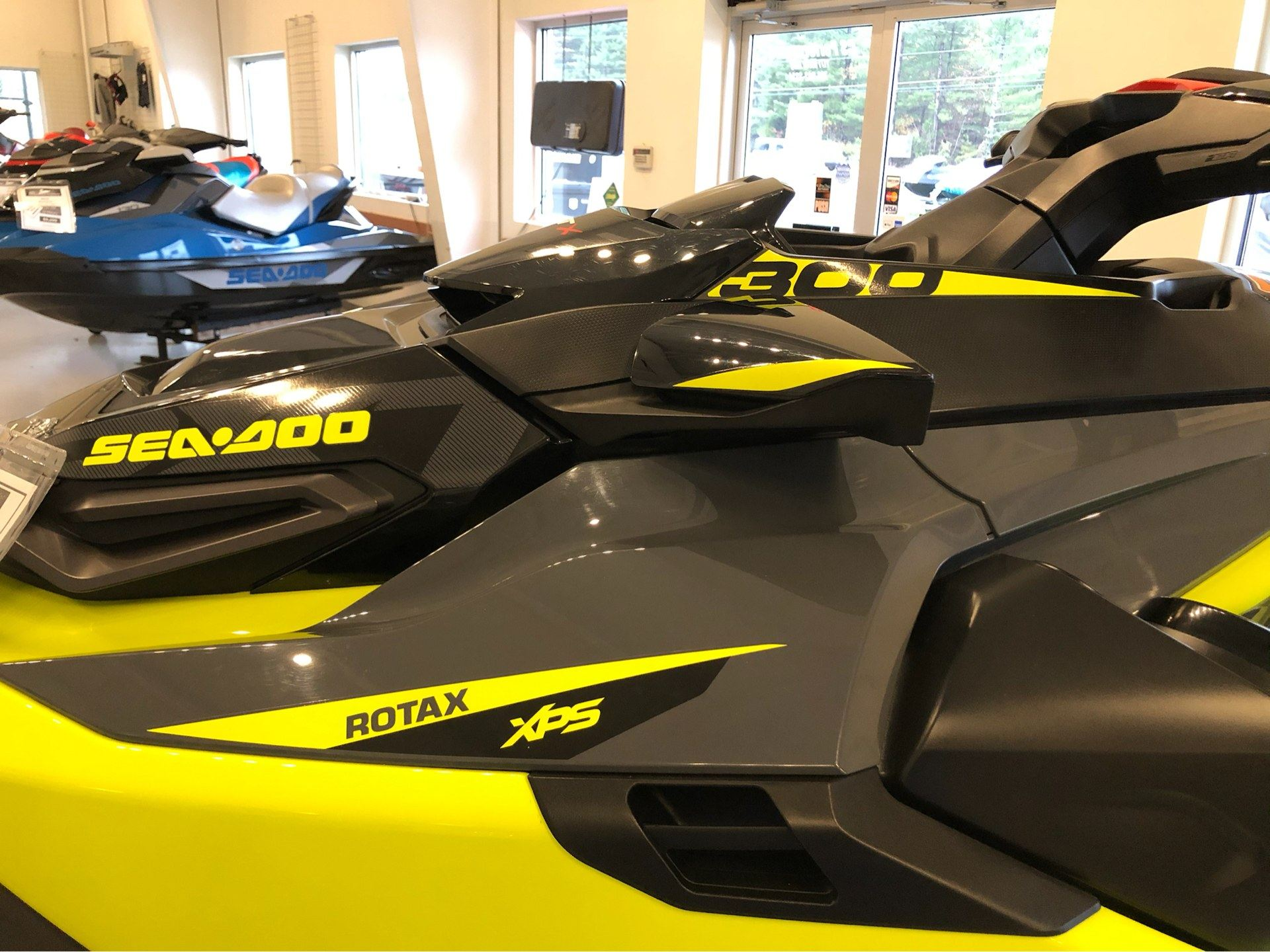 2018 Sea-Doo RXT-X 300 IBR + Sound System in Mooresville, North Carolina - Photo 3