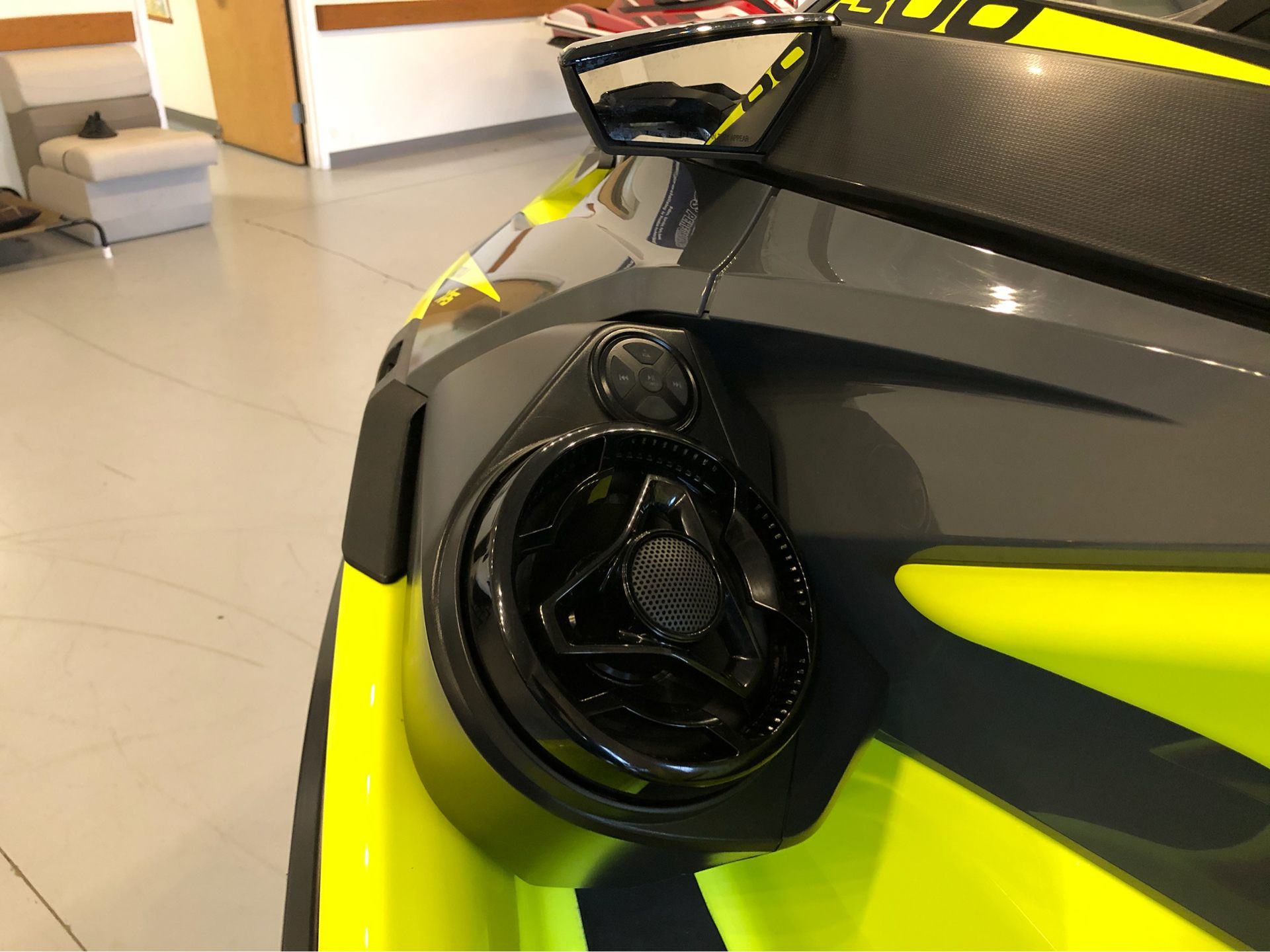 2018 Sea-Doo RXT-X 300 IBR + Sound System in Mooresville, North Carolina - Photo 5