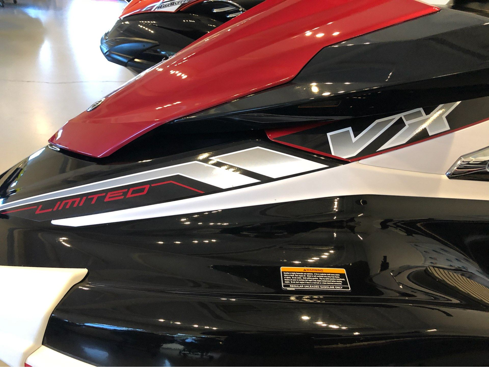 2018 Yamaha VX Limited in Mooresville, North Carolina - Photo 4