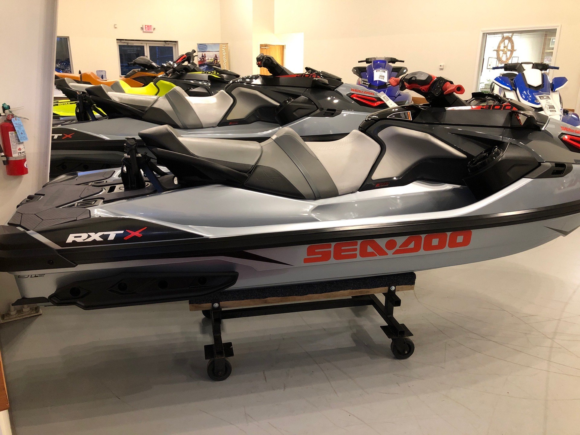 2018 Sea-Doo RXT-X 300 IBR + Sound System in Mooresville, North Carolina - Photo 2