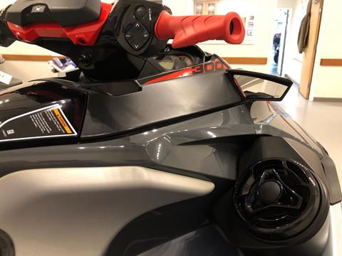 2018 Sea-Doo RXT-X 300 IBR + Sound System in Mooresville, North Carolina - Photo 4
