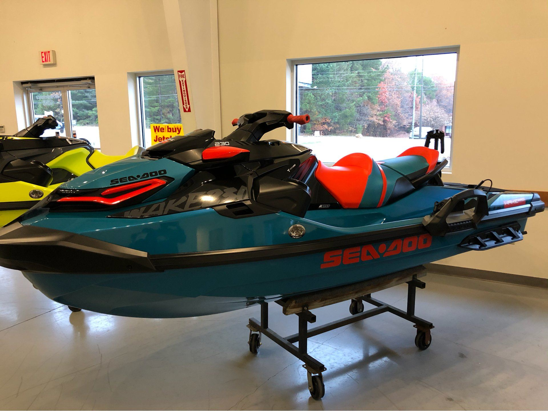 2018 Sea-Doo WAKE Pro 230 iBR + Sound System in Mooresville, North Carolina - Photo 2