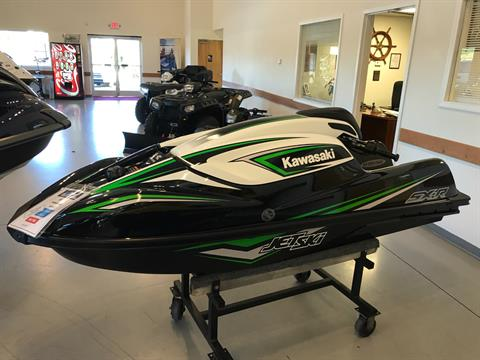 2017 Kawasaki JET SKI SX-R in Mooresville, North Carolina