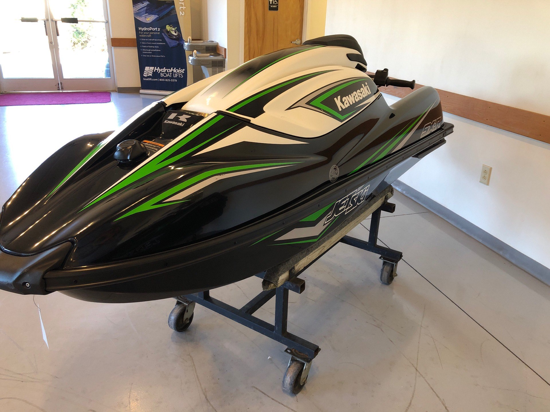 2017 Kawasaki JET SKI SX-R in Mooresville, North Carolina - Photo 5
