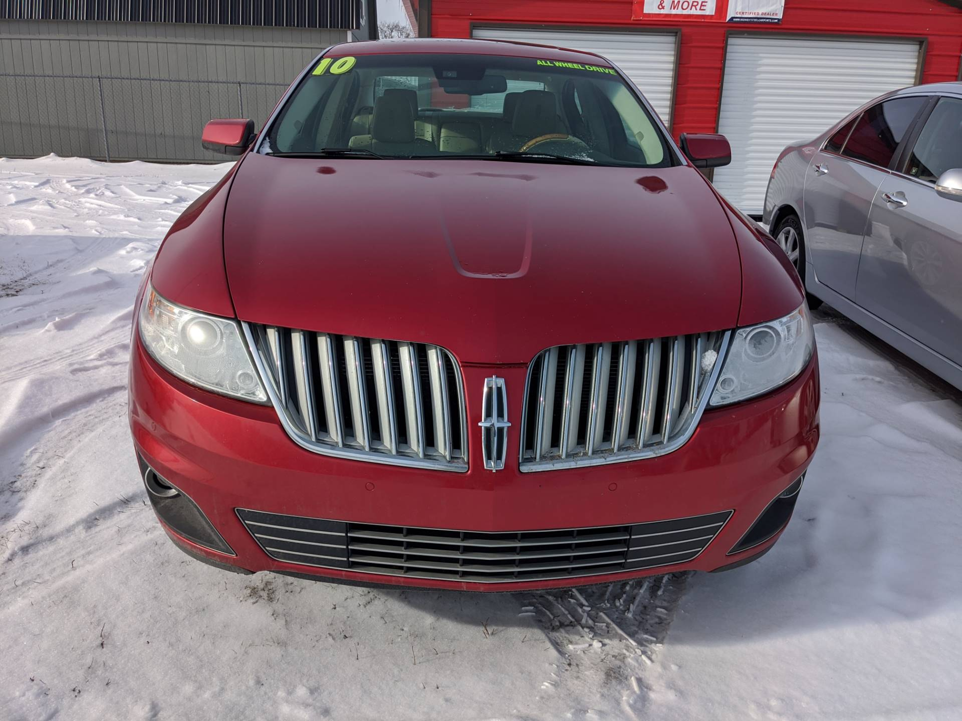 2010 LINCOLN MKS in Harrison, Michigan - Photo 2