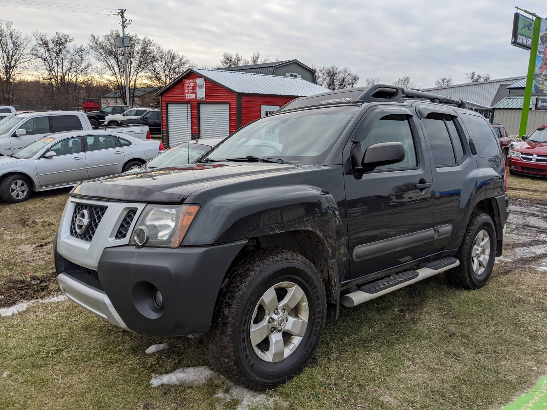 2011 Nissan XTERRA in Harrison, Michigan - Photo 2