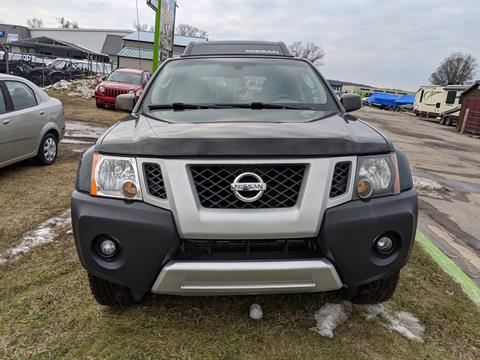 2011 Nissan XTERRA in Harrison, Michigan - Photo 4